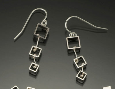 Modern Jewelry Set earrings