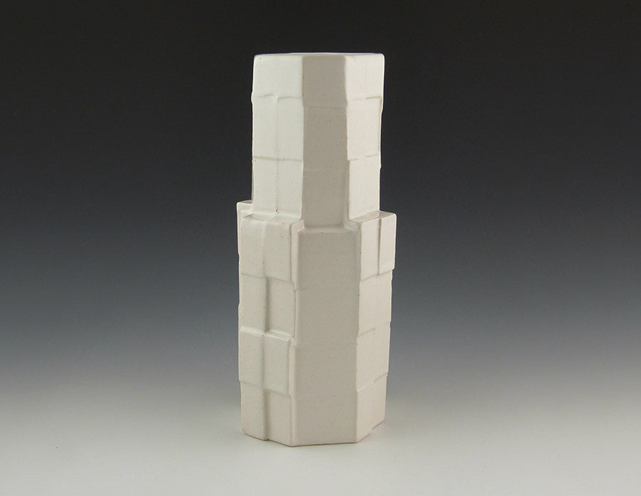 Cubistware Tower Vase #1