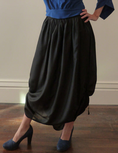 Poseidon Skirt, black