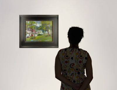 Approaching gallery view