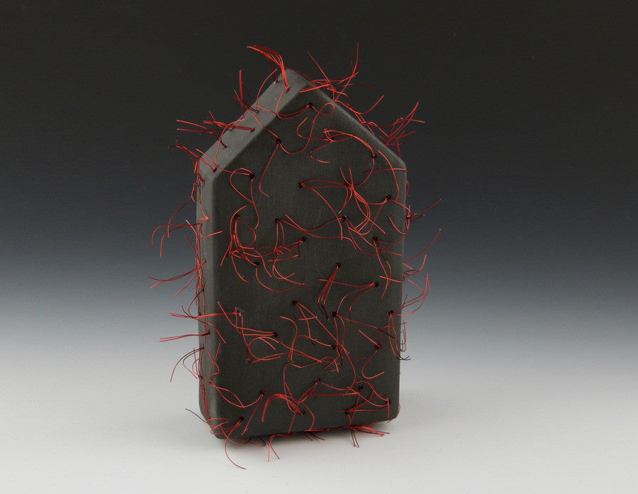 Black Red Wire House
