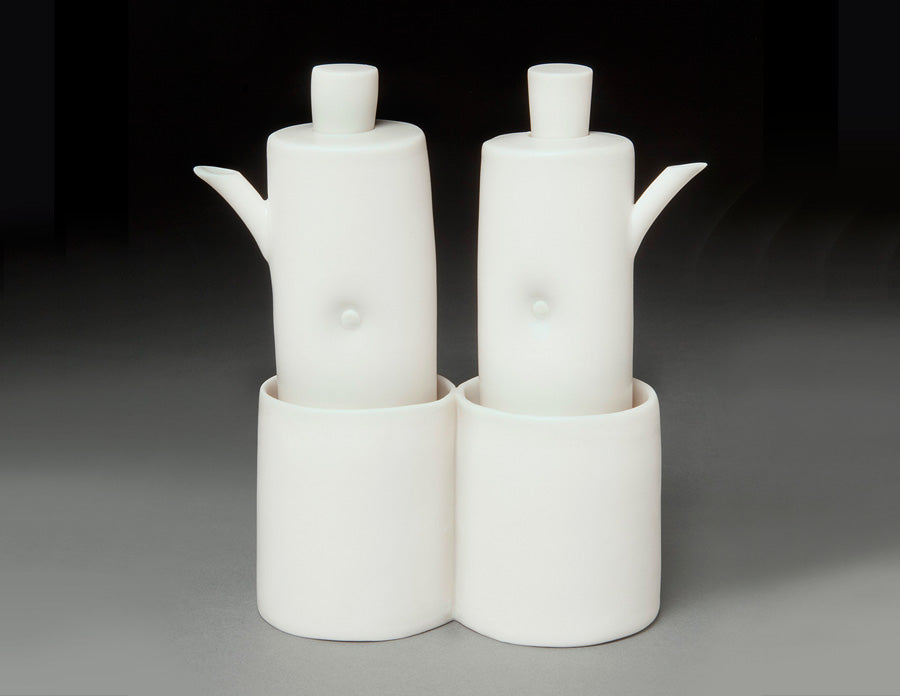 Dot Oil and Vinegar Set