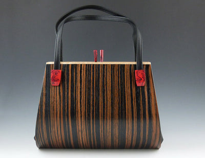 Emily Bag, Macassar Ebony