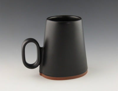 Oval Cup black
