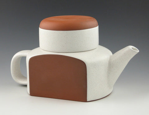 Personal Teapot, white side 2
