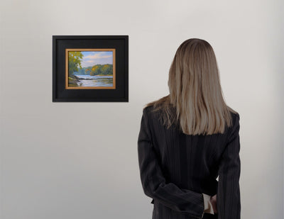 Mississippi Jetty, gallery view