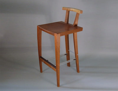 Counter stool 3/4 view