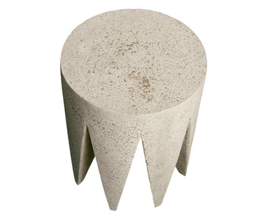 King Me stool top view
