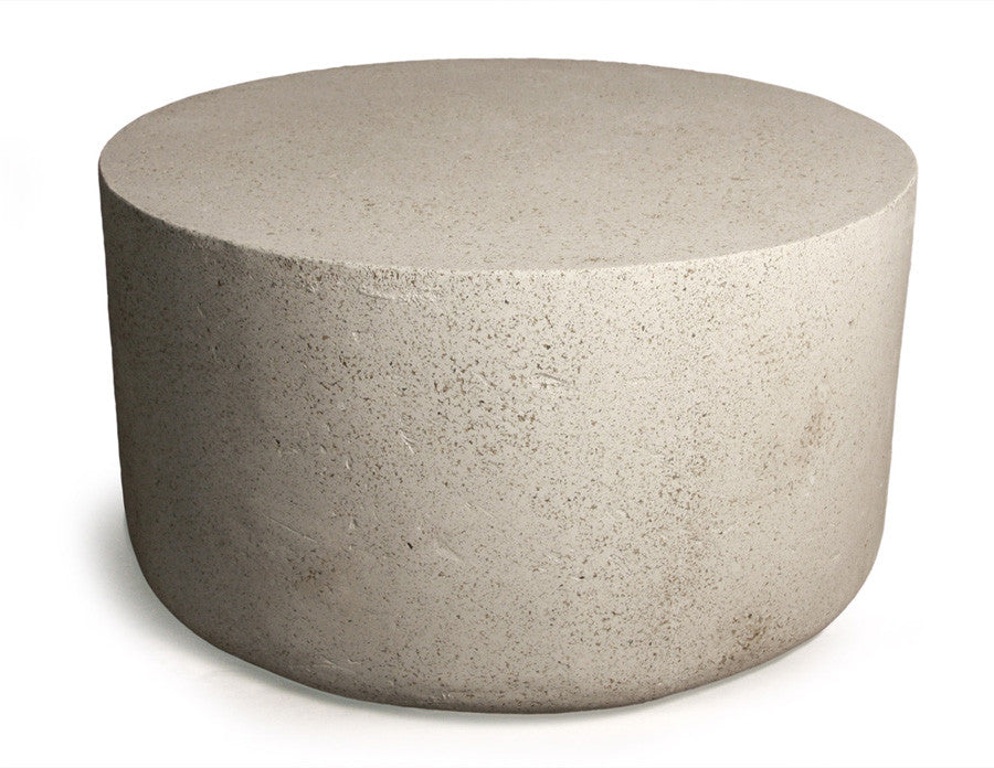 Mill Stone Cocktail Table
