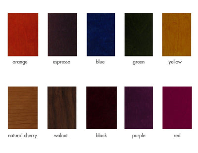 Milano desk color choices
