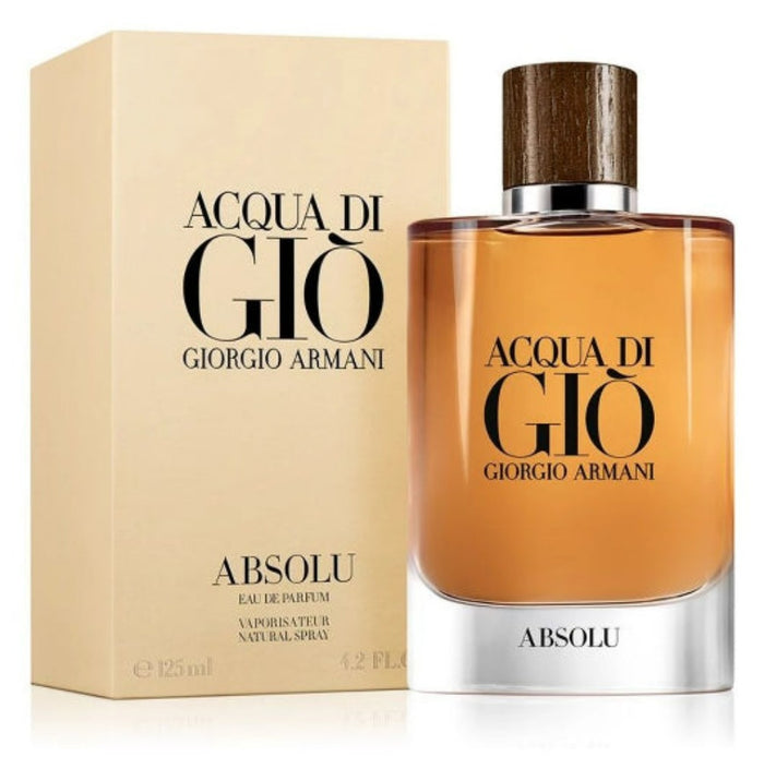 Acqua Di Gio Absolu EDP (125ml)