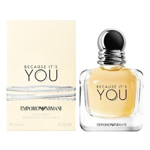 BECAUSE IT'S YOU EDP (50 mL)