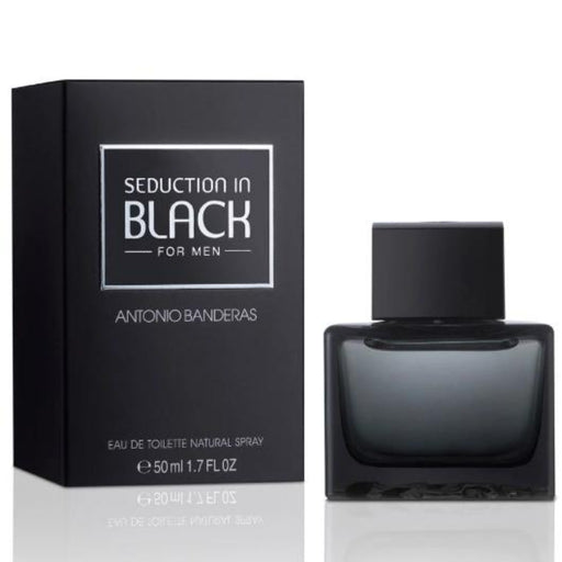 ANTONIO BANDERAS SEDUCTION IN BLACK EDT 50 mL