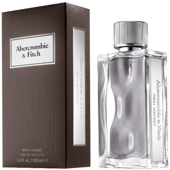 First Instinct Abercrombie & Fitch EDT (100ml)