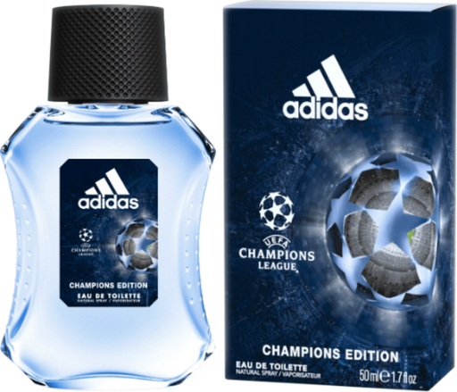Adidas UEFA CHAMPIONS LEAGUE EDT 100 mL