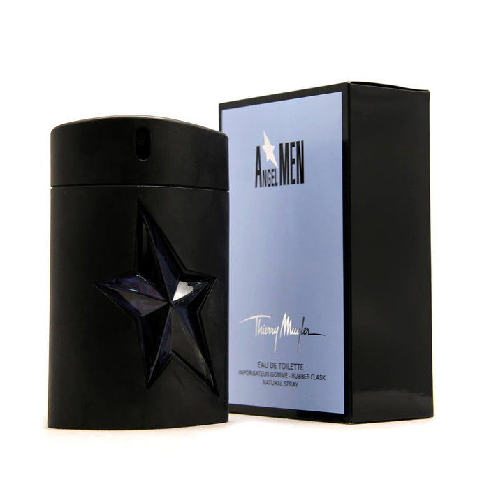 Angel A Men Gomme Refillable Rubber Spray EDT (100ml)