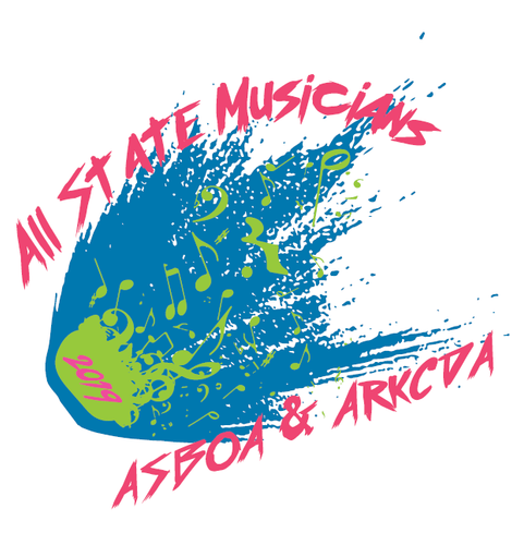 Charcoal Soft Short Sleeve | All State Musicians 2019