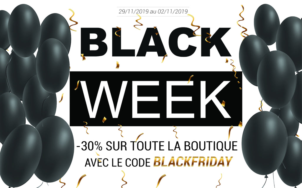 Black Week sur Sublim Curve.com