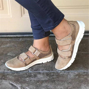 Women's Hollow Breathable Casual   Shoes