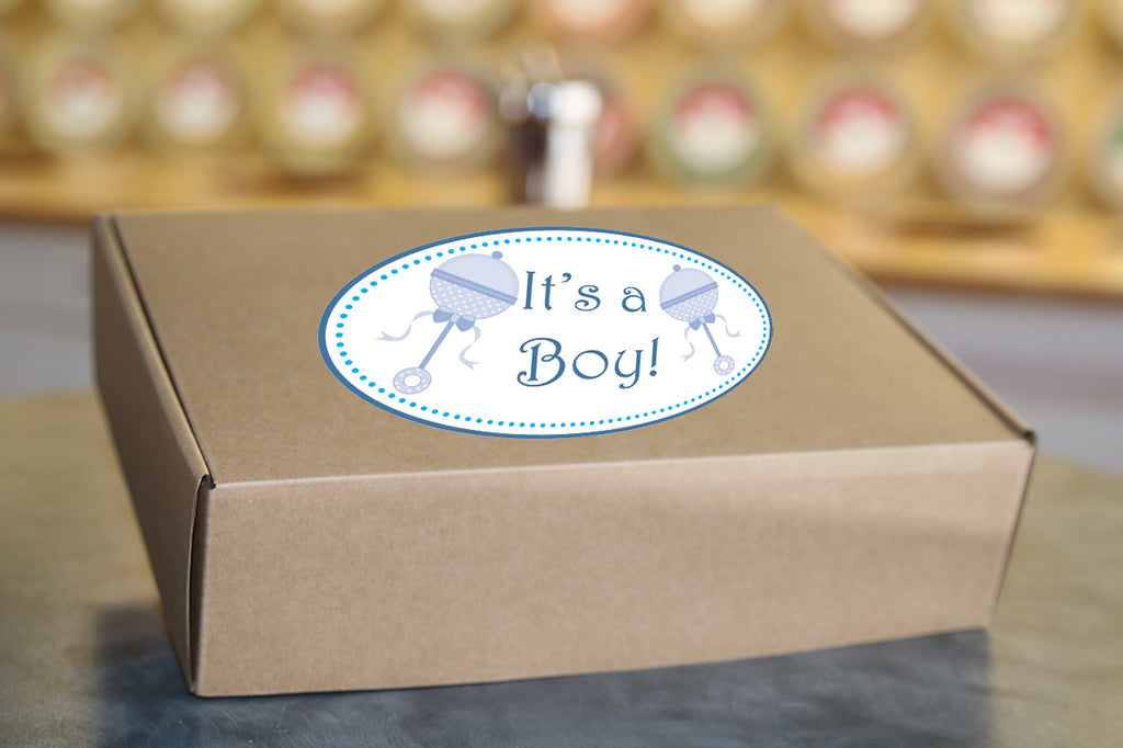 GiftBox-It's A Boy