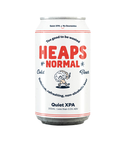 Heaps Normal Quiet XPA