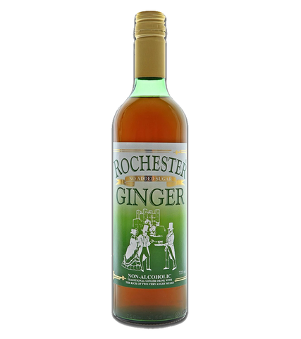 Rochester Ginger Organic No Sugar