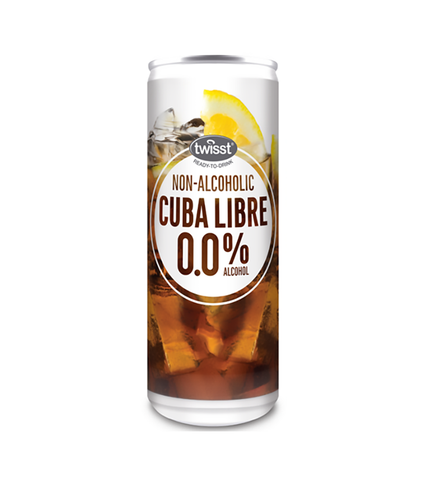 TWISST Cuba Libre (Rum & Coke) - Dry July Special