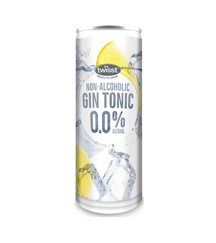 TWISST Gin & Tonic - SPECIAL