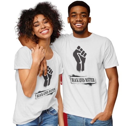 BLM Say Their Names Unisex Shirt