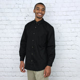 Teflon Dress Shirt (without Kitenge Fabric) from Ceiphers Clothing (2nd view)