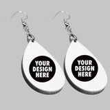 Custom Printed Earrings
