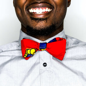 Throwback Self-Tie Bow Tie