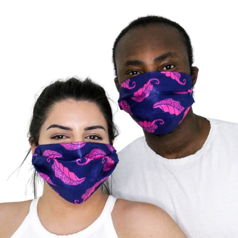 Majani Reversible Face Mask