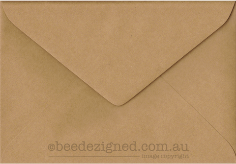kraft greeting card envelopes
