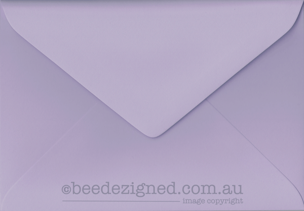 5 x 7 inch greeting card envelopes 130 x 185mm beedezigned paper 130x185mm envelopes spectrum lilac box m4hsunfo
