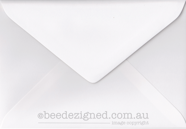 5 x 7 inch greeting card envelopes 130 x 185mm beedezigned paper 130x180mm envelopes metallic crystal m4hsunfo