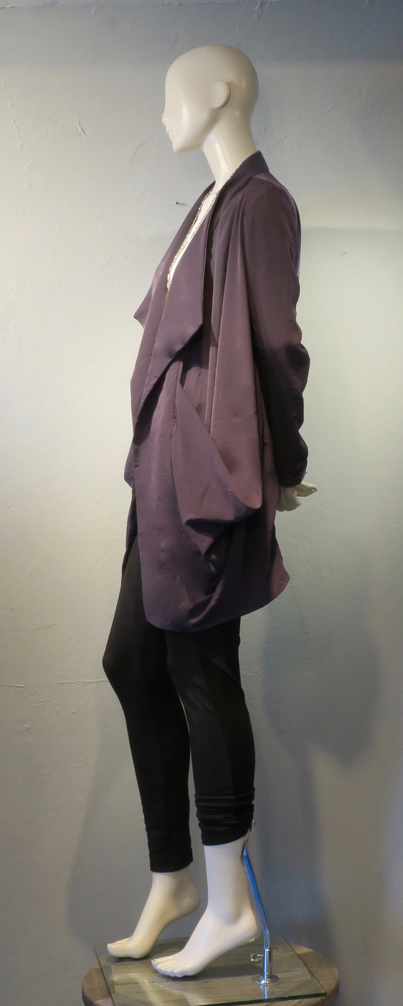 Soft Draped Jacket