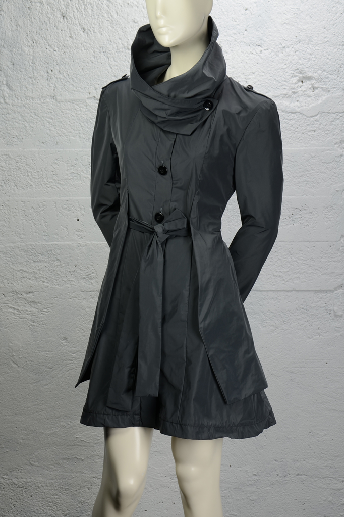 Morgan Trench - Charcoal