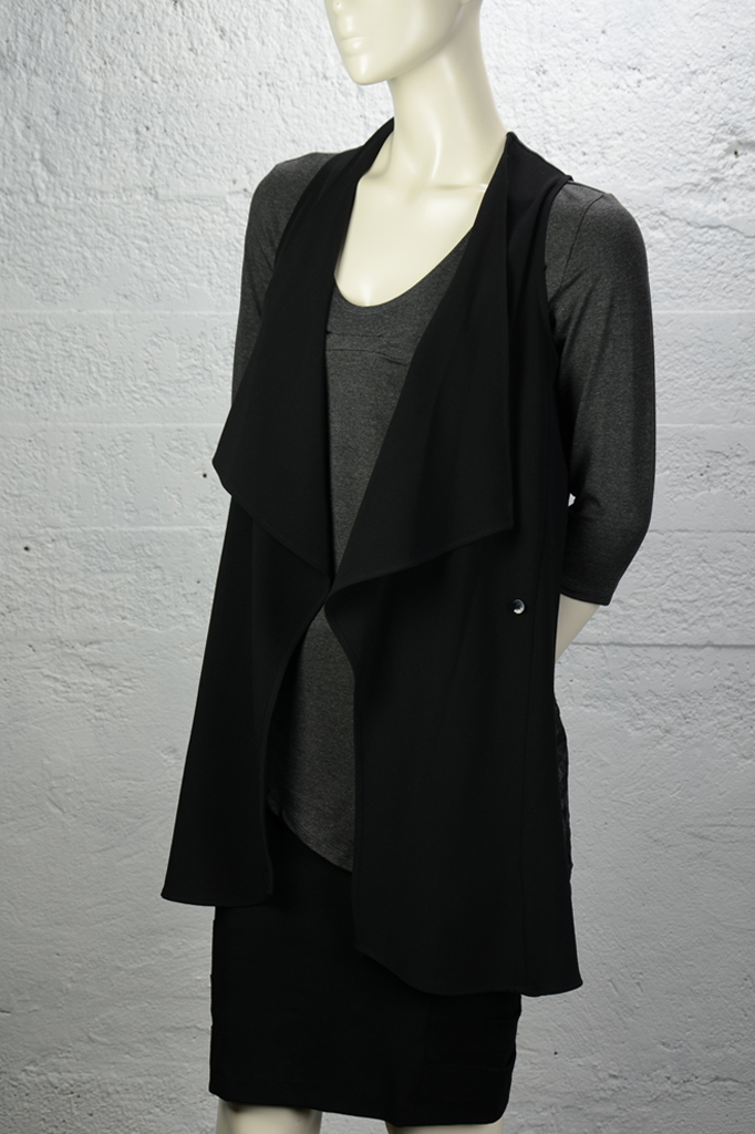 Wardlow Vest - Black