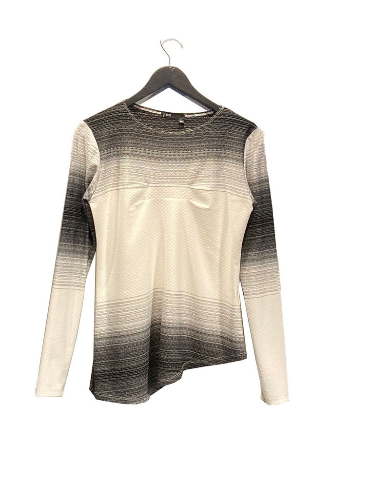 Ombre Asymmetric Top