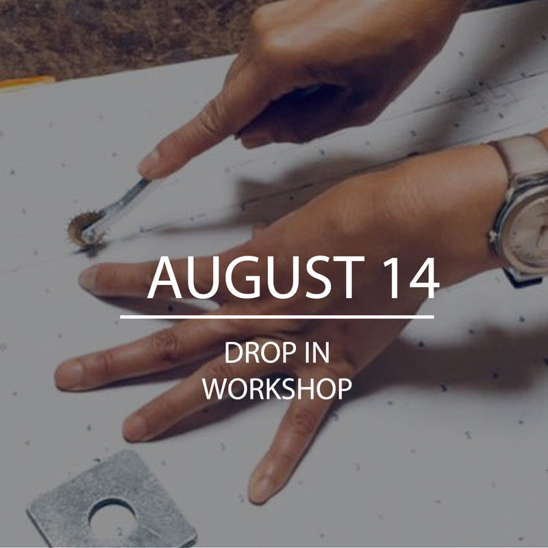 WORKSHOP: DROP IN