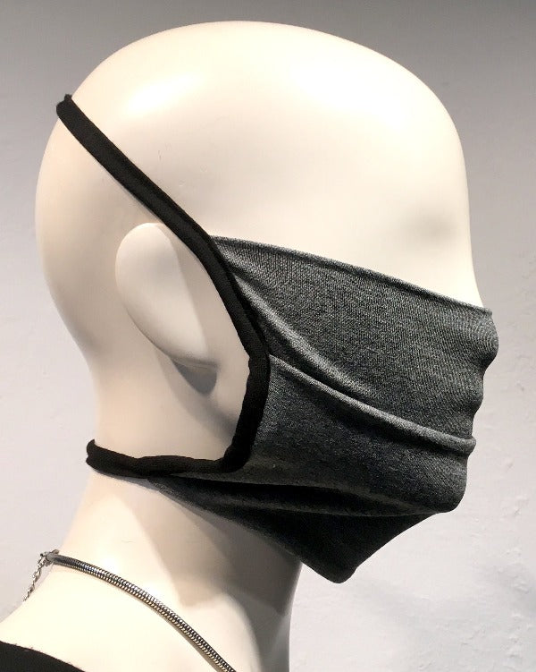 "Reusable Mask - Mixed Fabric ""Neutral""  (4-Pack)"
