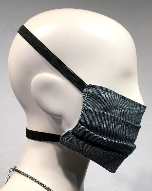 Reusable Mask - Mixed Denim  (4-Pack)