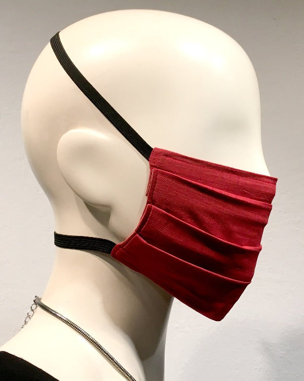 Reusable Mask - ORGANIC - Red (2-Pack)