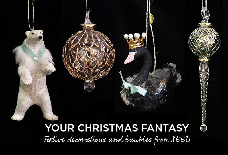 Bauble Dreams: Unique handmade Christmas decorations