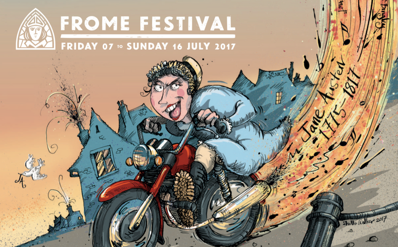 Seed's guide to Frome Festival 2017