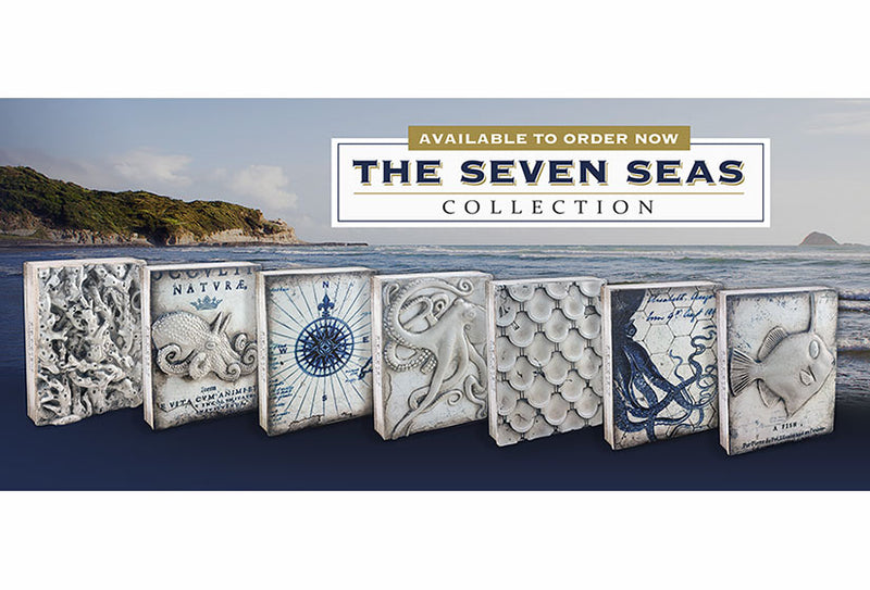 SEED- Sid Dickens UK Stockist- reveals new Seven Seas Collection