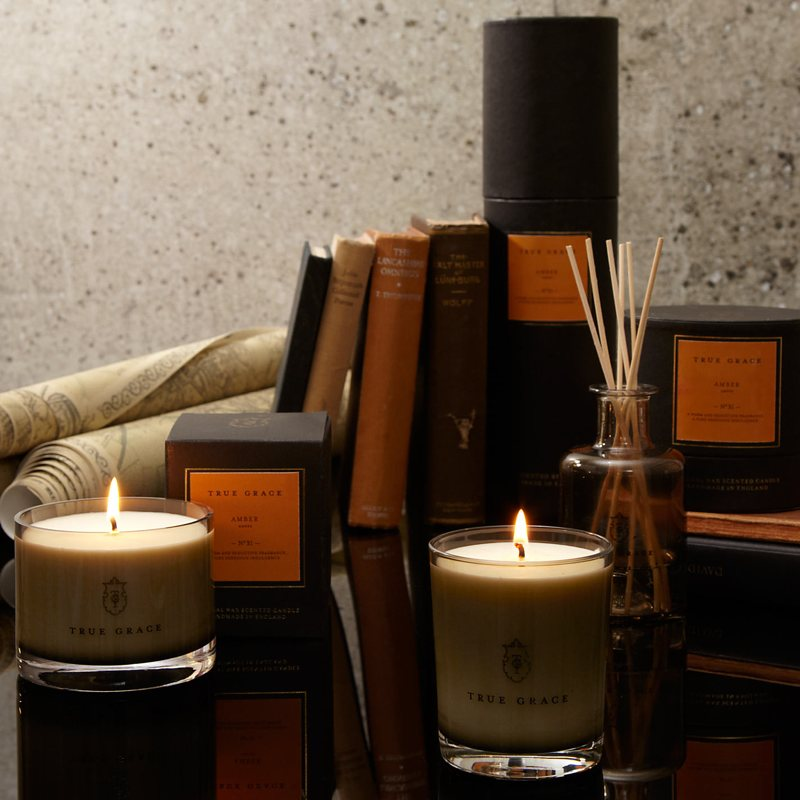 SEED Favourites: True Grace Scented Candles