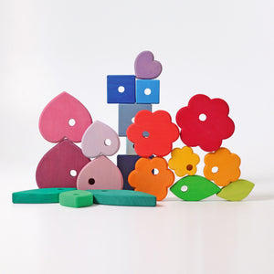 Stacking Shapes Game