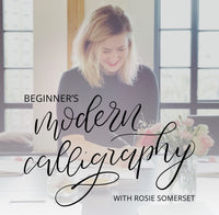 Introduction to Brush Calligraphy - 4th May
